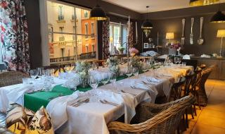 Hotel Erfurt Restaurant